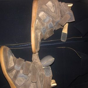 Isabel marant shoe sneakers trainer shoe size 39